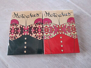 2 decks set UUSI Hotcakes Playing Card - MILANO, MI, Italia - 2 decks set UUSI Hotcakes Playing Card - MILANO, MI, Italia