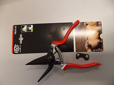 Felco 51 pro Claw Scissors Hoof Shears in Highest Precision