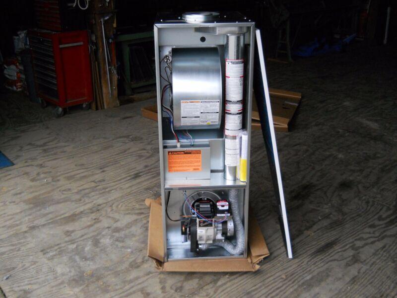 New Miller Oil Mobile Home Furnace