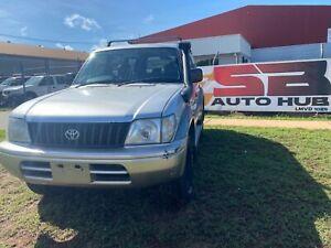 💯Sale Toyota Prado Deisel Coconut Grove Darwin City Preview