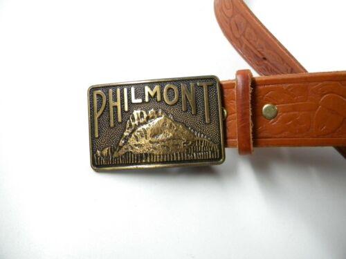 """Philmont BSA belt 34""""s"""