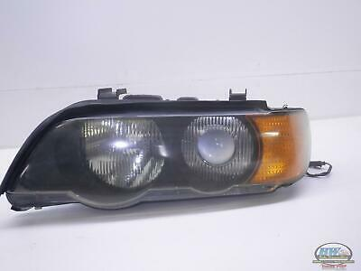 BMW X5 OEM Left Xenon Headlamp (HID), 00 01 02 03 E53