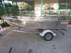 $3500  STACER 399 PROLINE BOAT/ TINNIES Wyong Wyong Area Preview