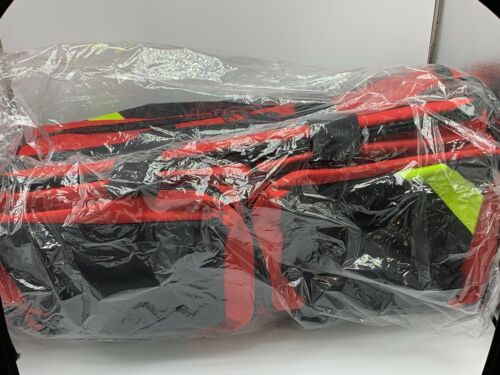 Medsource Airway & Trauma Deluxe Oxygen Bag - Red