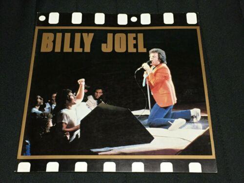 """Billy Joel"" Tourbook Japan Tour 1981 Booklet"