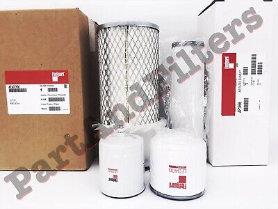 Service Filter Kit Forbobcat S130 S150 S160 S175 S185 S205 Wv2203 Eng.
