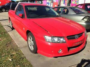2004 HOLDEN COMMODORE UTE Blacktown Blacktown Area Preview