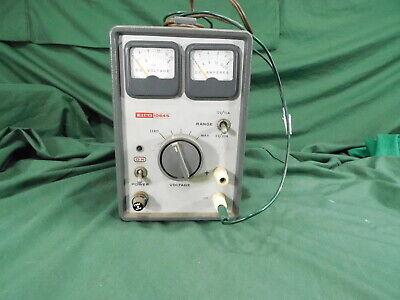 Vintage EICO Model 10645 BATTERY ELIMINATOR & CHARGER Electronic Instrument