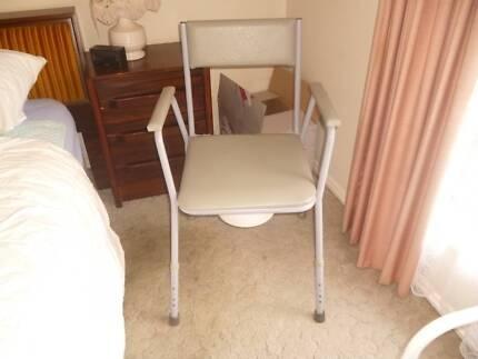 Over toilet seat/commode | Miscellaneous Goods | Gumtree Australia ...