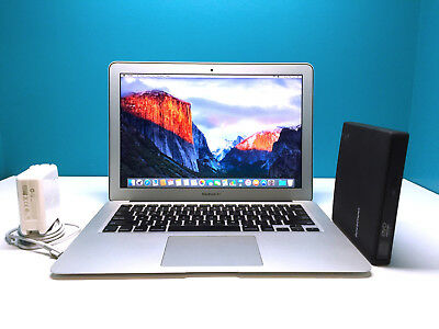"Apple 13"" Macbook Air *BEST VALUE* OS-2017 / 256GB+ / THREE YEAR WARRANTY!"