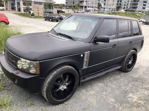 *FINAL REDUCE* RANGE ROVER SPORT SUPERCHARGED!!