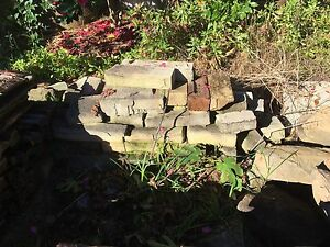 Sandstone blocks Campbelltown Campbelltown Area Preview