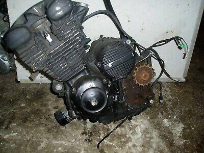 <em>YAMAHA</em> XJ600 DIVERSION COMPLETE ENGINE 4BR ONLY 16750 MILES