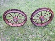 John Deere Steel Wheels