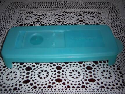 Retro Vintage Tupperware Cool Cube Ice Tray Green Container East Cannington Canning Area Preview