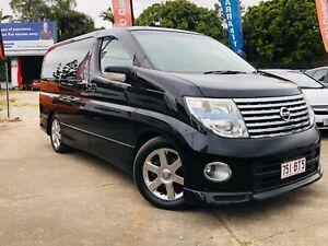*****2021 Nissan Elgrand Highwat STAR AUTO 8 Seater 💥Rego; 20/11/2021➕RWC➕WARRANT🎁 Holland Park West Brisbane South West Preview