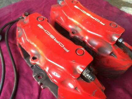 Porsche Boxster by Brembo 4 pot brake calipers For VW Golf GTI Inala Brisbane South West Preview