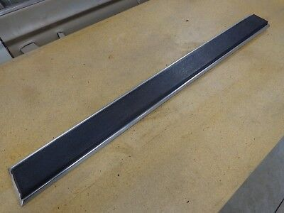 81-90 Dodge Ram Truck D150 D250 Ramcharger Door  Trim Molding Right Side 1981