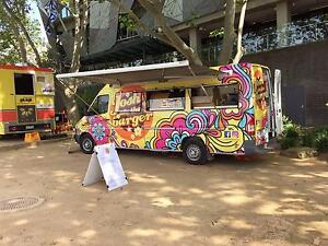 FOOD TRUCK PRICE REDUCED TO 69K Melbourne CBD Melbourne City Preview