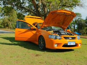 2007 Ford Falcon ** XR8 RIP-CURL EDITION LOW KILOMETRE MANUAL ** Rockingham Rockingham Area Preview