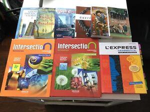 Livres et manuels JDLM - Collège Jean de la mennais SECONDAIRE 3