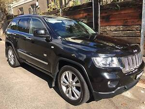 2011 Jeep Grand Cherokee WK MY11 Limited 70th Anniversary 4x4 Camperdown Inner Sydney Preview