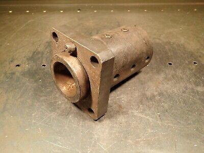 Mazak E-723 Cnc Turning Center Turret Long Flange Tool Holder 2 Bore Used Good