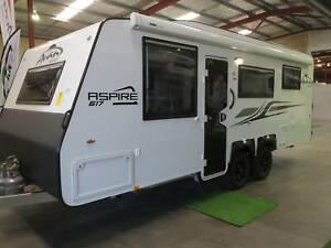 2020 Avan Aspire 617 Luxury Ensuite Family Van bunks and more N1603 Bassendean Bassendean Area Preview