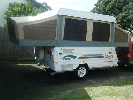 Jayco Finch 2003 Camper Trailer Meeniyan South Gippsland Preview