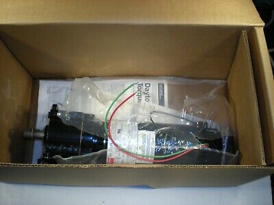 Dayton 2h579a Dc Industrial Gear Motor 42rpm