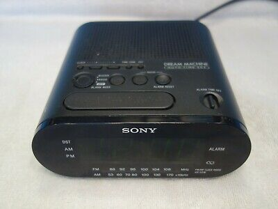 Sony ICF-C218 Alarm Clock with AM/FM Radio