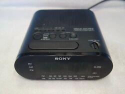 Sony ICF-C218 Alarm Clock with AM/FM Radio