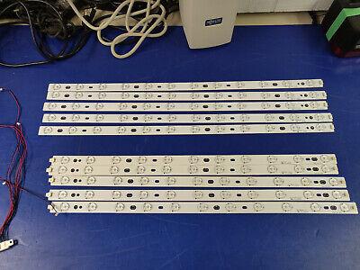 ⭐️⭐️⭐️⭐️⭐️ TV LED Strips (10) V580H1-LD6 LED STRIPS