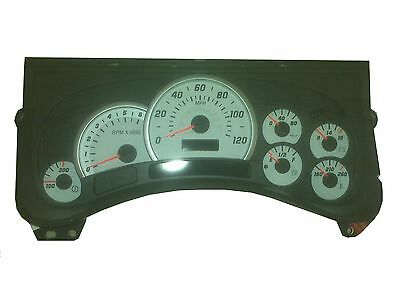 03 04 05 06 Hummer H2 GM Chevrolet GMC Instrument Cluster Repair Service