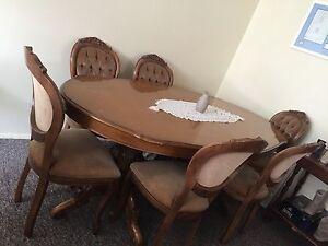 Must go ASAP 6-8 seater dining table Richmond Hawkesbury Area Preview