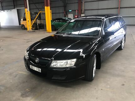 2005 Holden VZ Automatic Wagon Sandgate Newcastle Area Preview