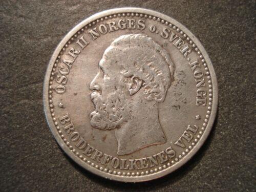 1898 Norway Krone