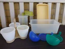 Tupperware - various Bentley Canning Area Preview