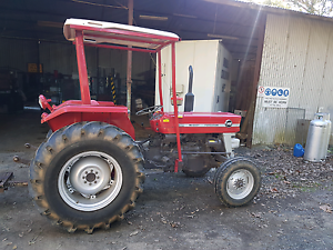148 massey ferguson with implements Mangrove Mountain Gosford Area Preview