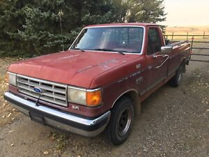 1988 Ford F-150 XLT Lariat for sale