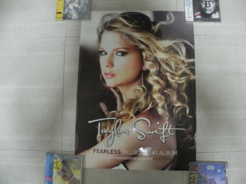 Taylor+Swift+-+Rare+Universal+Music+Korea+Double+Side+Promo+Poster+62cm+x+45cm