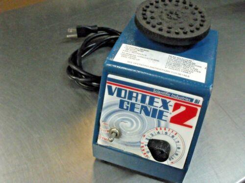 Scientific Industries G-560 Vortex Genie 2 Shaker Tube Mixer
