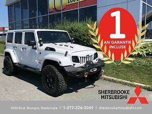 2016 Jeep Wrangler Unlimited Modèle Sahara AWD