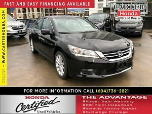 2014 Honda Accord Touring + CERTIFIED 7YR/160K + YEAR-END CLEARO