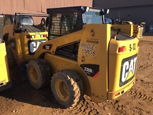 2008 236B3 Caterpillar Skid Steer