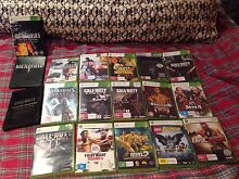 Xbox 360 games for sale! Urgent! Evanston Park Gawler Area Preview