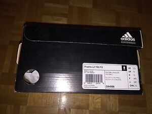 Adidas Predito LZ TRX FG/ Outdoor soccer shoes Size 10.5 US