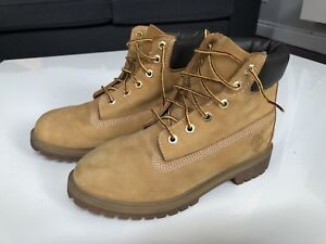 Junior Timberland Boots Size 6M