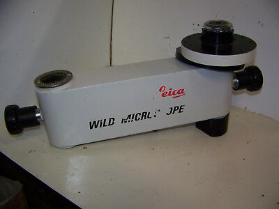 Horizontal Arm For Leica Surgical Microscope M680 M690 Wild