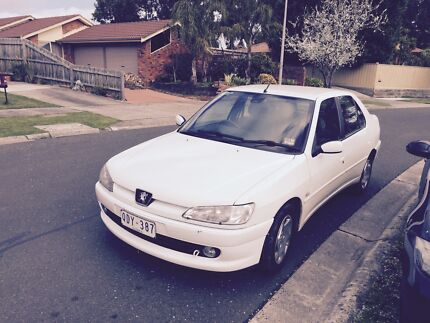 2001 Peugeot 306 XT HDi Manual MY01 diesel turbo Rowville Knox Area Preview